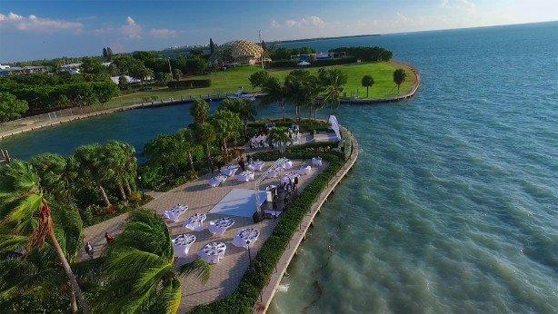 Top 5 Outdoor Wedding Venues in Miami FL - Ketty Urbay Wedding Officiant (South Florida)