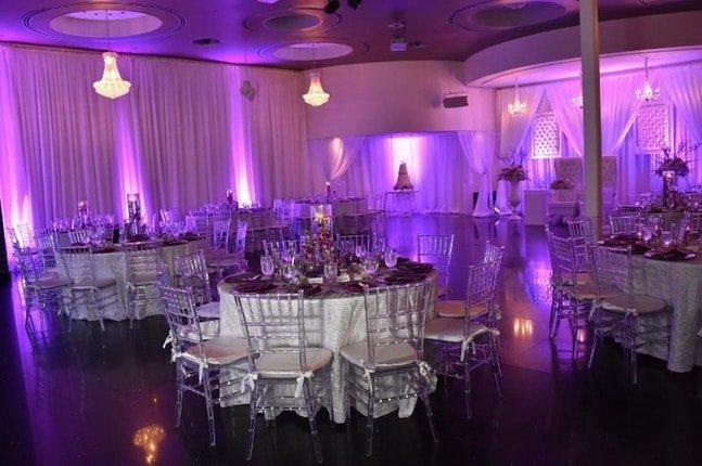 aqua reception wedding venue miami