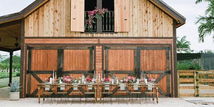 Redland Farmlife Wedding Venue Review – Miami FL