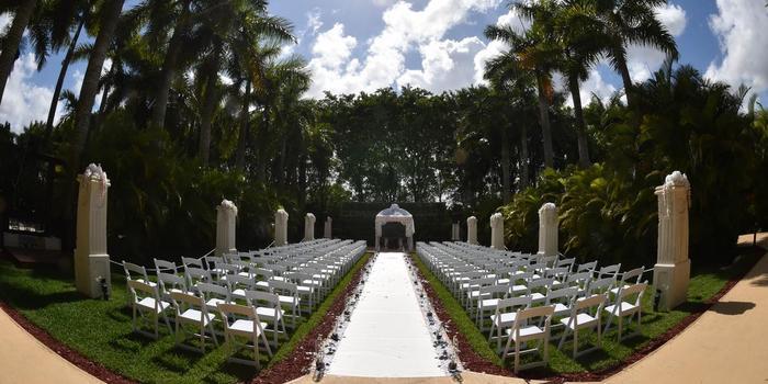 Unique Palms Wedding Venue Review Miami FL