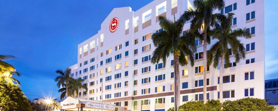 Sheraton Suites Plantation Review – Fort Lauderdale Wedding Venue