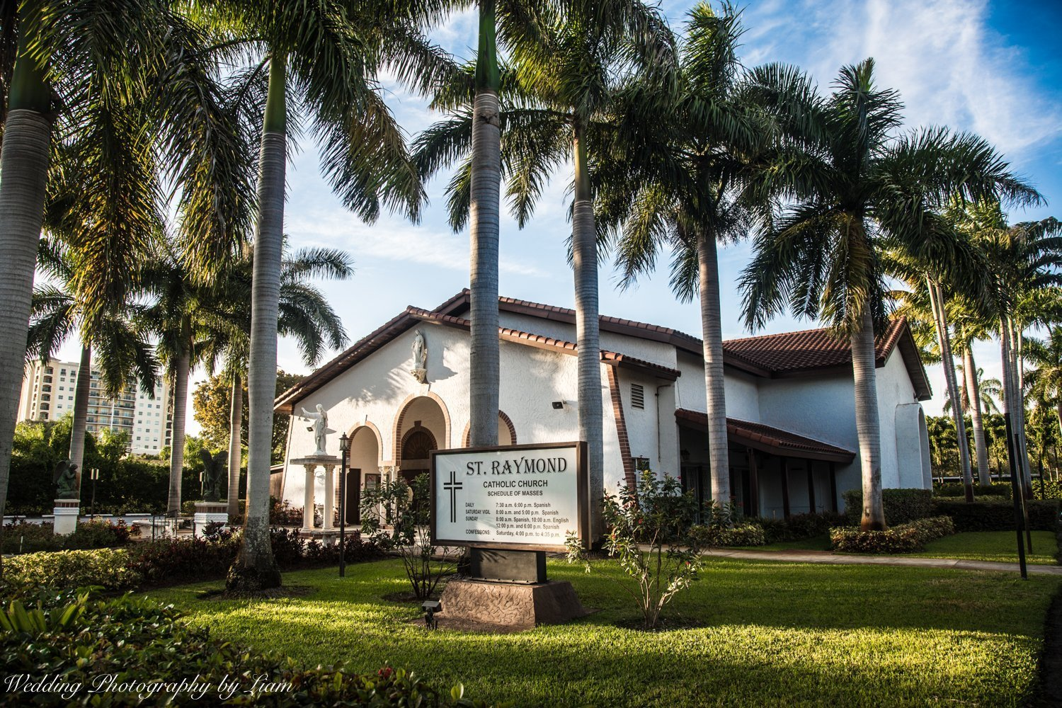 St. Raymond Catholic Church Review – Miami Wedding Venue